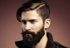 Image result for men's haircuts with beards
