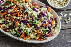 Tri-Color Slaw With Lime Dressing from 20 Essential Summertime Salads