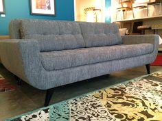 Five Elements Furniture :: Modern Ava sofa by Lazar