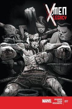 X-Men Legacy Vol 2 #17 #Marvel #XMenLegacy (Cover Artist: Mike Del Mundo) On Sale: 9/18/2013