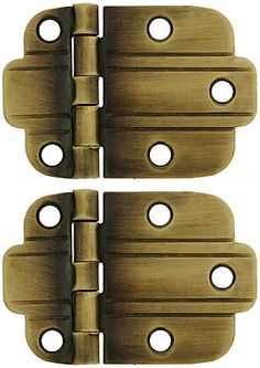 Butterfly Hinge. Pair of Victorian Butterfly Cabinet Hinges - 2 1 ...
