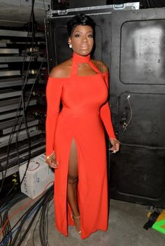 Fantasia Hairstyles Entrancing Fantasia's Short Style  African American Beauty N' The Hair