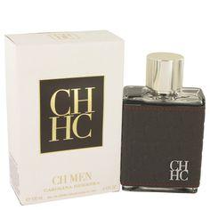 Ch Carolina Herrera Cologne 1.7 3.4 oz Eau De Toilette Spray FOR MEN NEW #CarolinaHerrera
