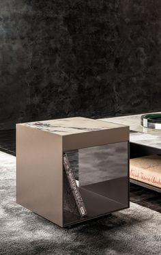 Occasional Tables · ELLIOTT By Minotti Design Rodolfo Dordoni