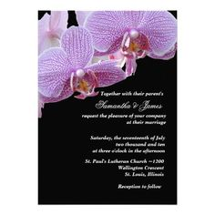 ReviewElegant Orchids Wedding Invitationonline after you search a lot for where to buy