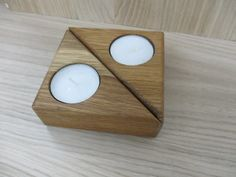 This item is unavailable Tea Light Candles, Tea Lights, Tealight Candle Holders, Tea Light Holder, Diamond Shapes, Laser Engraving, Pallets, Wood Projects, My Etsy Shop