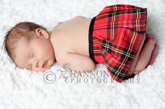 cute baby kilt! - except my son will have a solid one to match his daddy