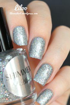 Shimmer Polish Alice Liloo Nails