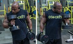 Bodybuilding.com - Fred ''Biggie'' Smalls Workout: 8 Moves To Awesome Arms. Bodybuilding.com