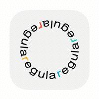 regular app logo & icon   logo yamaximov regular
