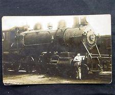 1910 RPPC Newark Ohio Steam Engine #1926 & Trainman Real Photo Postcard Newark Ohio, The Buckeye State, Photo Postcards, Steam Engine, History, Trains, Historia, Train