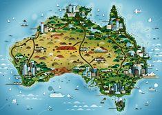 map illustration - Поиск в Google