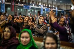 """There's encouraging progress for women as Afghans head to the polls on Saturday. For the first time ever, a woman, Habiba Sarobi, is running for vice president on a leading national ticket, and another 300 women are running for provincial seats around the country. """"It's an exciting and terrifying point, because the international presence has actually empowered the women here, and when they leave, some of those women will be concerned,"""" says Mariam Wardak, who is working on Sarobi's campaign."""