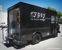 Gypsy Mobile Boutique based out of Sacramento, CA.