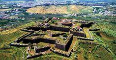 La Fortezza di Elvas, Portogallo