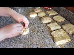 مسمن معمر للفطور بشكل مختلف بطريقة المخامر مورق سهل ولذيييذ جدا روعة 👌👌👌 - YouTube Arabic Food, Ramadan, Dairy, Bread, Cheese, Moroccan Cuisine, Dish, Accessories, Arabian Food