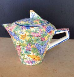 Royal Winton Norman Teapot