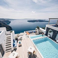 Great views of the Aegean Sea