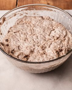 Easy Bread recipe that anyone can make, no baking experience required! Just a few ingredients and 5 minutes of prep time, and you're on your way to crusty, rustic, amazing bread! Easy Bread Recipes, Delicious Recipes, Healthy Recipes, No Bake Desserts, Easy Desserts, Recipe Cover, Few Ingredients, Artisan Bread, How To Make Bread