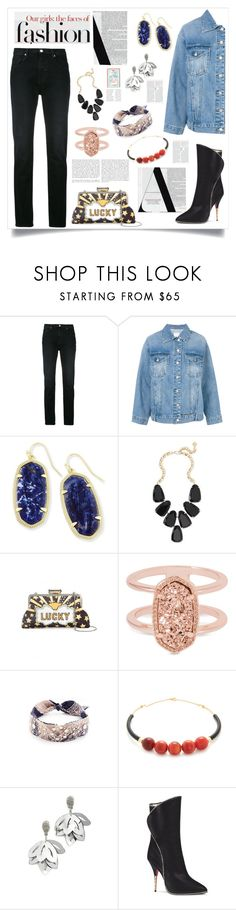 """All about Style"" by justinallison ❤ liked on Polyvore featuring Each X Other, Steve J & Yoni P, Kendra Scott, Sarah's Bag, DANNIJO, Marni, Oscar de la Renta and Gucci"