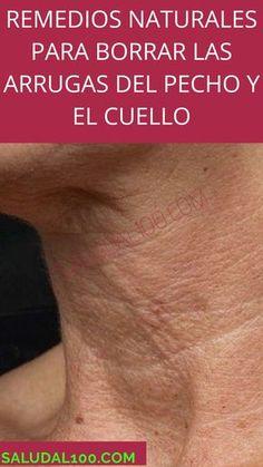 Los 16 remedios naturales que te ayudaran a perder peso y sentirte es-pec-ta-cu-lar Beauty Tips For Face, Beauty Secrets, Beauty Hacks, Neck Wrinkles, Neck Lift, Vicks Vaporub, How To Grow Eyebrows, Body Treatments, Tips Belleza
