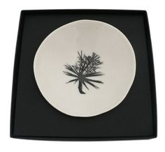 cute...Jo Luping Design : Porcelain Bowl Medium - Flora Collection