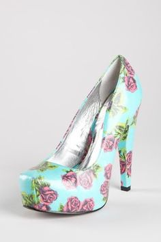 Betsey Johnson Shoes.....kinda different, but nevertheless COOL!