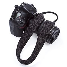 Professional Replacement Heavy Duty Camera Neck Strap Black DSLR /& Mirrorless Camera Crossbody Shoulder Belt Sling for Sony Canon Nikon Fujifilm Pentax Leica Adjustable Safety Tether