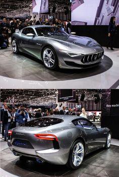 #maserati ##alferie #concept #car