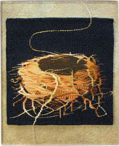 Tapestry by Larochette - http://americantapestryalliance.org/wp-content/uploads/2011/09/Larochette-The_Points_in_Between1.jpg