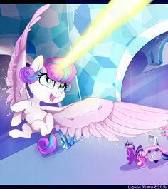 Flurry Heart by lionisminor.deviantart.com on @DeviantArt