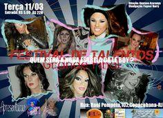 Divulg@rtes.com: FESTIVAL DE TALENTOS-GRANDE FINAL