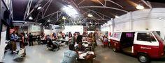 Fotogalería: Así es GarAJE, el lugar de los emprendedores en Madrid