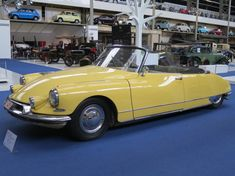 1961 Citroen DS 19 Chapron