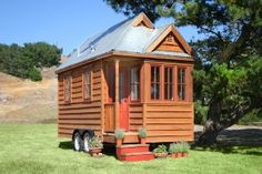 Who wouldn't want to own a tiny house?!