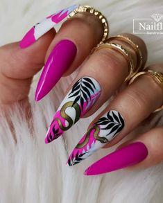 New Nail Art Design, Cute Acrylic Nail Designs, Cute Acrylic Nails, Nail Art Designs, Perfect Nails, Gorgeous Nails, Velvet Nails, Nailart, Nail Polish Kits