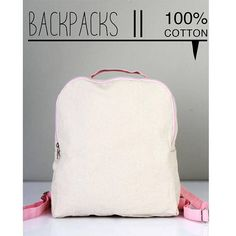 BLANK Canvas Backpack Laptop Backpack Canvas Bag You can make your own projects with new bags. You can print your digital files to create your own BAG BRAND.  #silhouettecameo #cricut #transfer #heatpressprinting #sublimationprinting #sublimation #blankbags #silhouette_arts #cricutcrafts #silhouettesupplies #cricutsupplies #printyourown #wholesale #wholesalebags #printondemand #screenprinting #digitalprint #consultant #fashion #wholesale