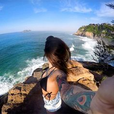 My blue valentine  #porainorio #praiadajoatinga #napraiario #rioeuteamo #rioetc #tonoadorofarm #goprorj #goprooftheday