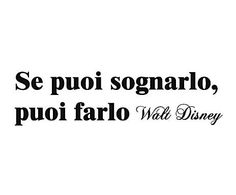 provarci non costa niente. Disney Love, Walt Disney, Italian Phrases, Italian Quotes, Selfie Quotes, Motivational Phrases, Foto Instagram, Magic Words, Disney And Dreamworks