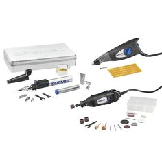 Dremel 2290 3-Tool Maker Kit - boxlots.com.au