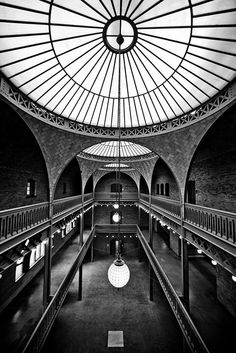 Swords and Arches, Bones and Cement by Thomas Hawk, via Flickr