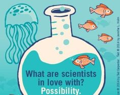 We hope you enjoy reading the scientists we learned about after reading The 14th Goldfish. Please leave comments and let us know!