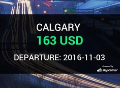 Flight from Denver to Calgary by Air Canada #travel #ticket #flight #deals   BOOK NOW >>>