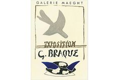 Georges Braque, Galerie Maeght V, Paris on OneKingsLane.com