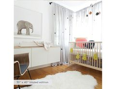 Baby Elephant - The Animal Print Shop by Sharon Montrose