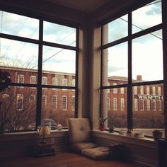 The Window Nook | 44 Cozy Nooks You'll Want To Crawl Into Immediately