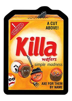 Image from http://989design.com/wp-content/uploads/2015/02/2015-Topps-Wacky-Packages-Base-Killa.jpg.