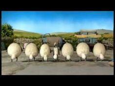 Shaun The Sheep flock dance - YouTube
