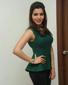 Samantha Ruth Prabhu SAMANTHA RUTH PRABHU : PHOTO / CONTENTS  FROM  IN.PINTEREST.COM #BLOG #EDUCRATSWEB