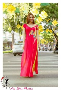 Modern Ao dai Picture of ADCT030